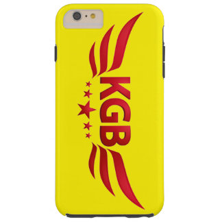KGB TOUGH iPhone 6 PLUS CASE