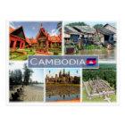 KH Cambodia - Postcard