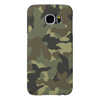 Khaki Camo Military Camouflage Samsung S6 Cases Samsung Galaxy S6 Cases