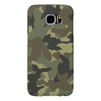 Khaki Camo Military Camouflage Samsung S6 Cases Samsung Galaxy S6 Cases