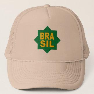 KHAKI   CAP   TRUCKER   DESIGN BRASIL