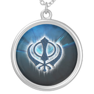Khalsa necklace