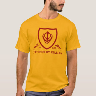 Khalsa - Orange T-Shirt
