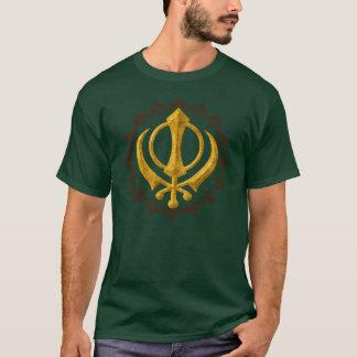 Khanda Symbol T-Shirts
