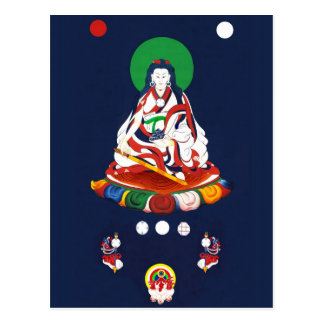 Khandro Chö-ying Nyima 'ö-Zér [postcard]