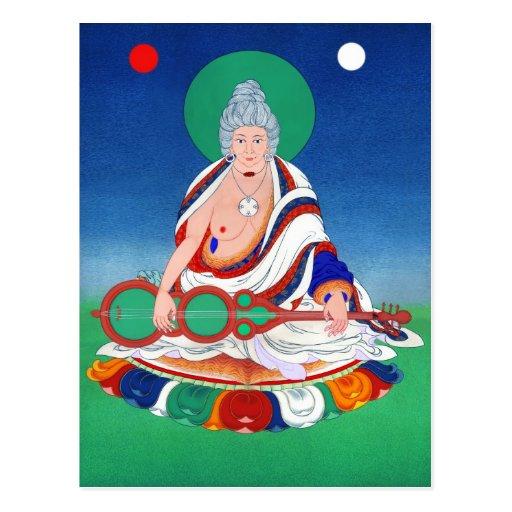 Khandro Shardröl Rinchen Wangmo [postcard]