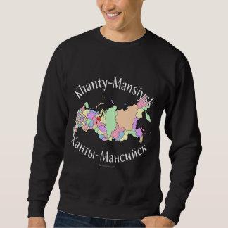 Khanty-Mansiysk Russia Sweatshirt