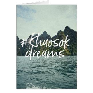 Khao Sok Dreams Card