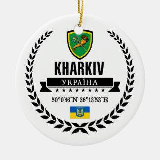 Kharkiv Ceramic Ornament