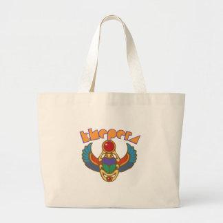 Khepera Large Tote Bag