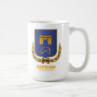 Kherson COA Coffee Mug