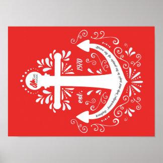 KHH Anchor Print