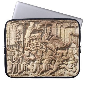 """""""Khmer Empire Archers"""" Neoprene Laptop Sleeve 15"""""""
