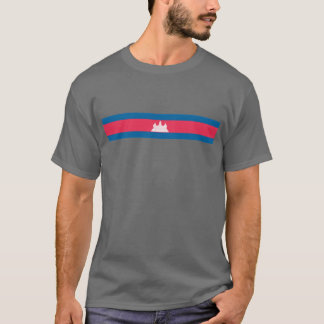 Khmer Flag T-Shirt