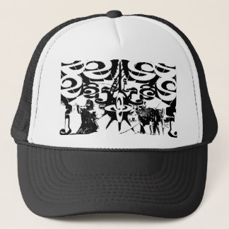 Khmer Heritage Design Trucker Hat