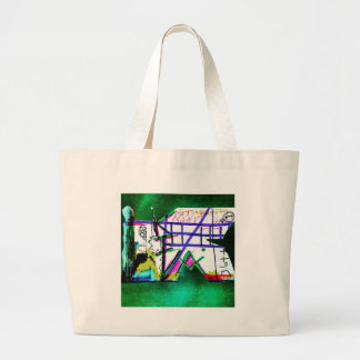 Khocolate and Tea Philosophy donated to the Dia Large Tote Bag