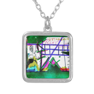 Khocolate and Tea Philosophy donated to the Dia Silver Plated Necklace