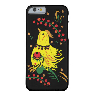 Khokhloma Golden Rooster IPhone Case