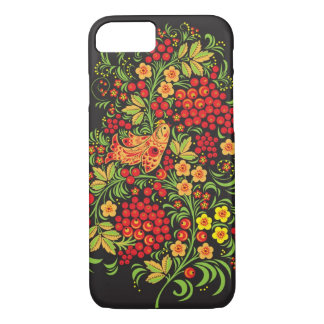 khokhloma iPhone 7 case