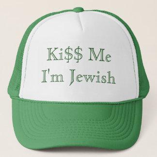 Ki$$ Me I'm Jewish Trucker Hat