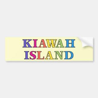 Kiawah Island Bumper Sticker