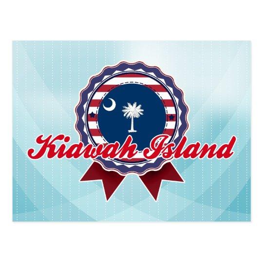 Kiawah Island, SC Postcard