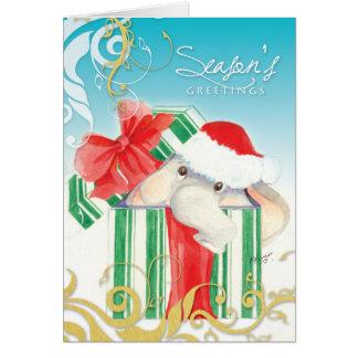 Kiboko Jingle Card
