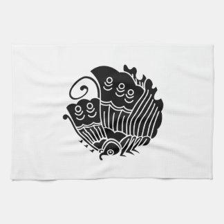Kichiuemon Nakamura Towels