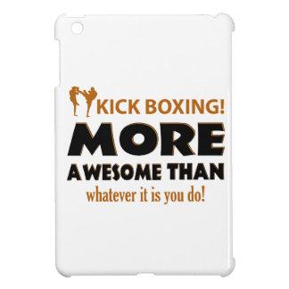 KICK BOXING! DESIGN CASE FOR THE iPad MINI