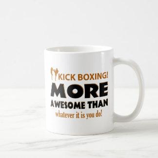 KICK BOXING! DESIGN COFFEE MUG