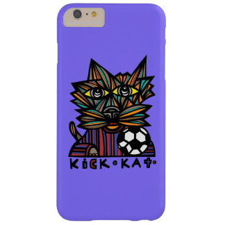 """Kick Kat"" Apple & Samsung Phone Case"