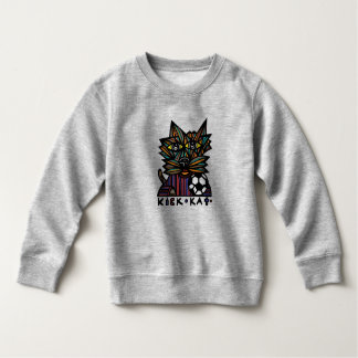 Kick Kat BuddaKats Toddler Fleece Sweatshirt