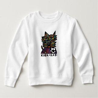 """""""Kick Kat"""" Toddler Sweatshirt"""