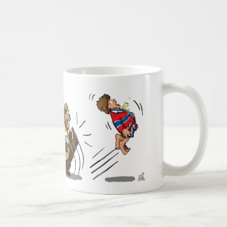 Kick The Habbit Coffee Mug