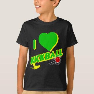 kickball, green T-Shirt