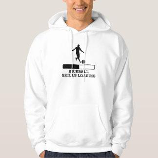 Kickball Skills Loading Hoodie