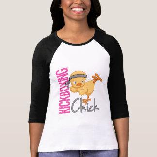 Kickboxing Chick T-Shirt