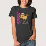Kickboxing Chick Tshirt