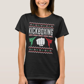 Kickboxing Ugly Christmas Sweater
