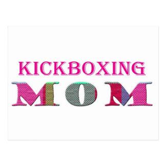 KickboxingMom Postcard