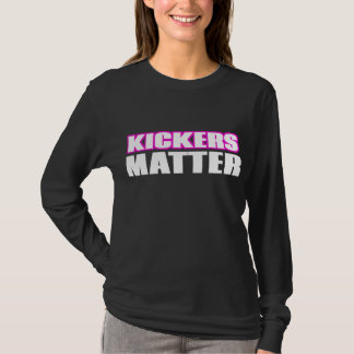 Kickers Matter T-Shirt