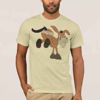 Kickin for Obama T-Shirt