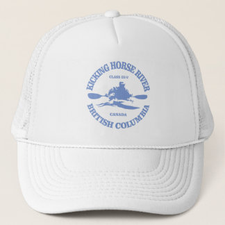 Kicking Horse River Trucker Hat