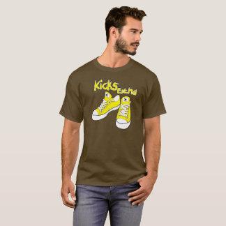 Kicks Star Lichtyellow T-Shirt