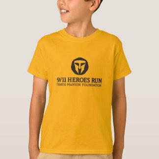 KID 9/11 HEROES RUN TEAM BOSWELL SHIRT