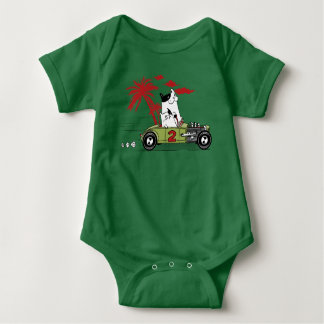 Kid and Sid in the Rolê Baby Bodysuit