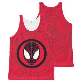 Kid Arachnid Icon All-Over-Print Tank Top