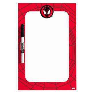 Kid Arachnid Icon Dry Erase Board