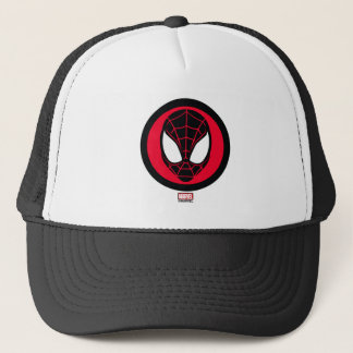 Kid Arachnid Icon Trucker Hat