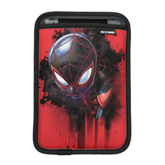 Kid Arachnid Ink Splatter iPad Mini Sleeve